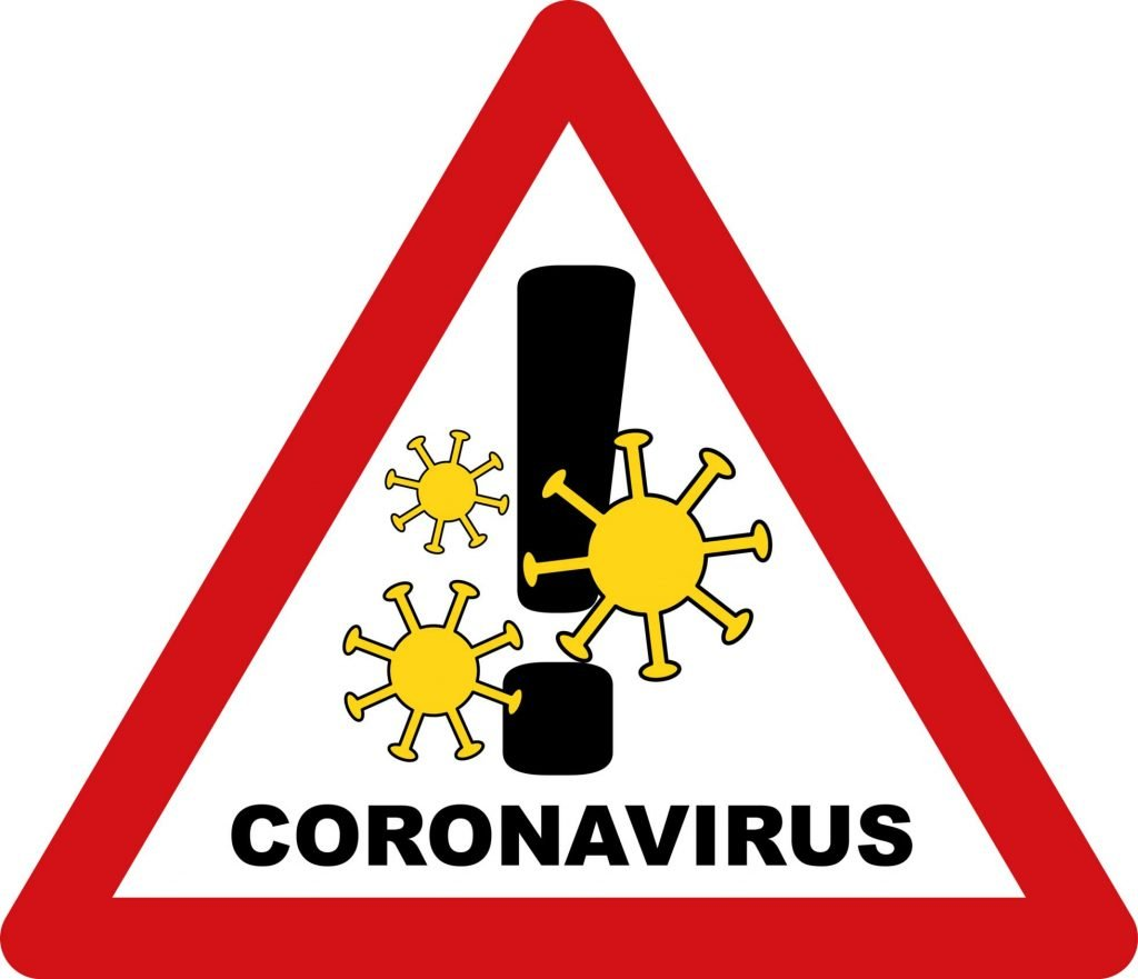 Coronavirus and declining purchases of agricultural products